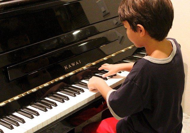 leer piano spelen
